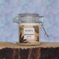 Déodorant baume coco bio endro