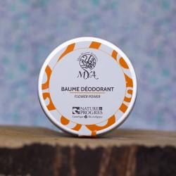 Déodorant baume bio flower power Mya